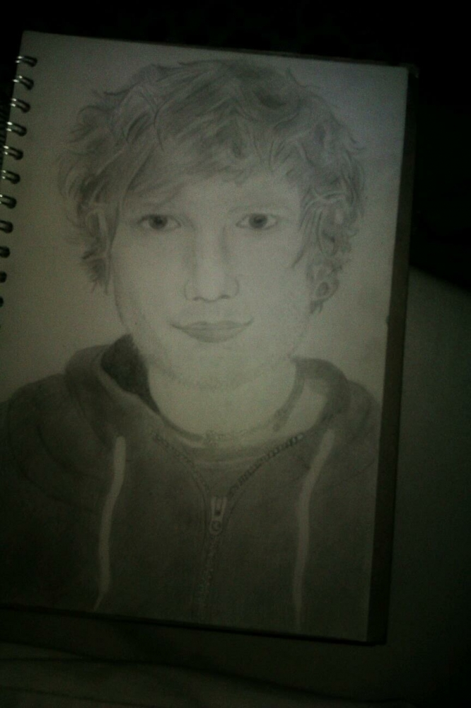 Ed Sheeran par zoec123